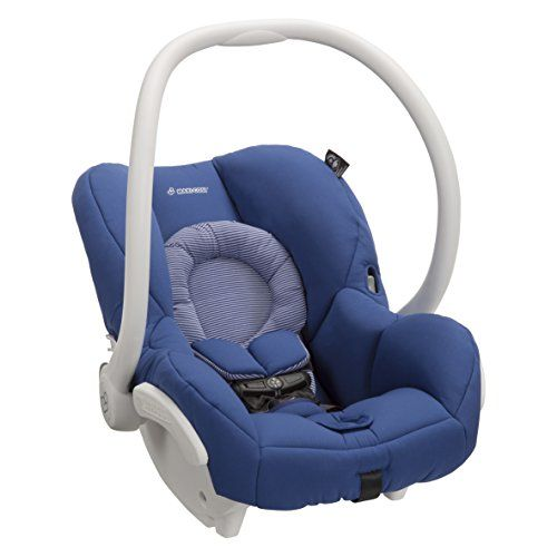 Maxi Cosi Mico Max 30 Infant Car Seat White Collection Blue Base