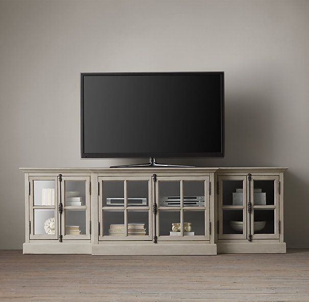 Farmhouse Living Room Furniture Tv Stand
