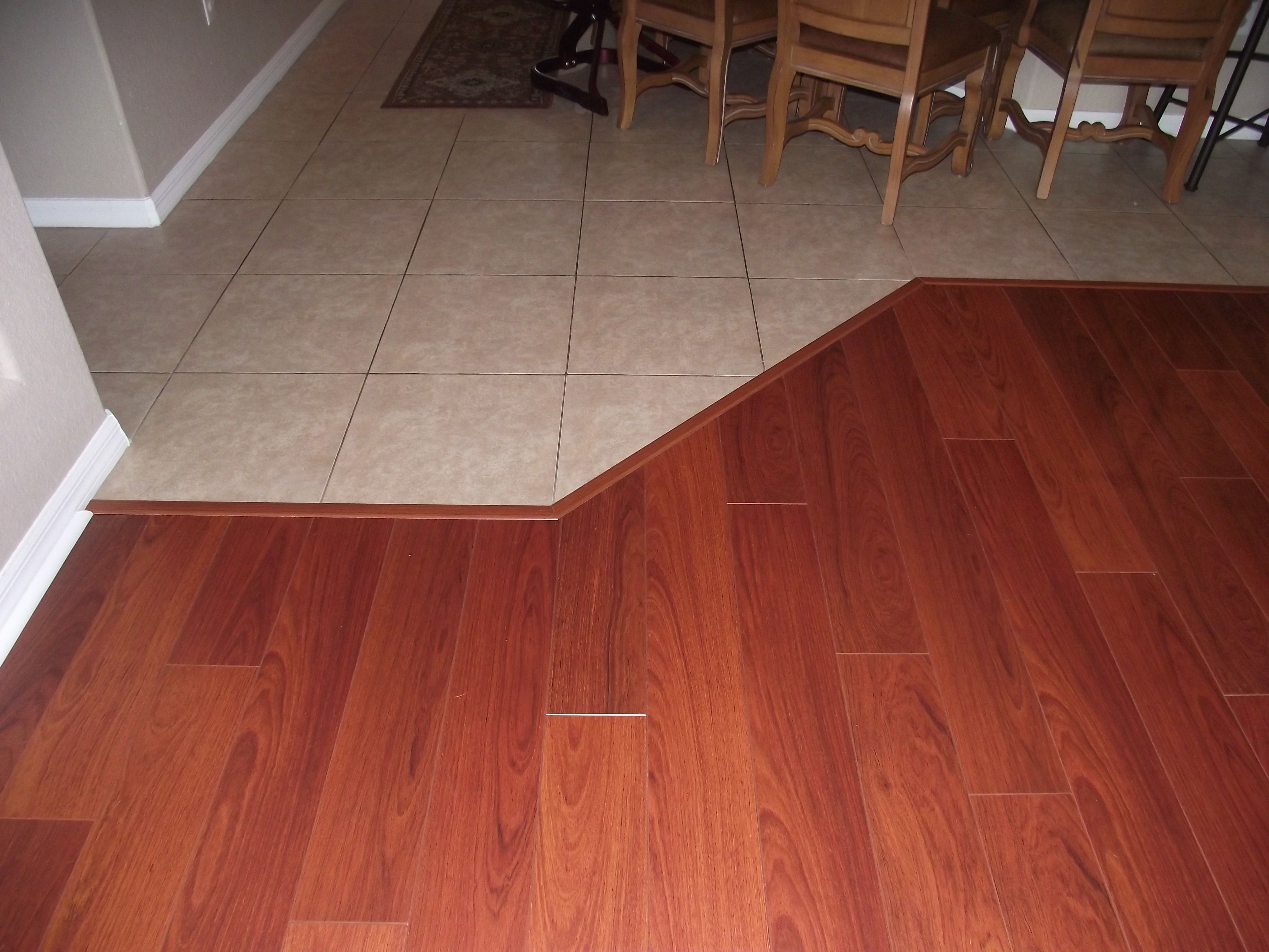 Quick Step Perspective Brazilian Cherry Laminate Flooring