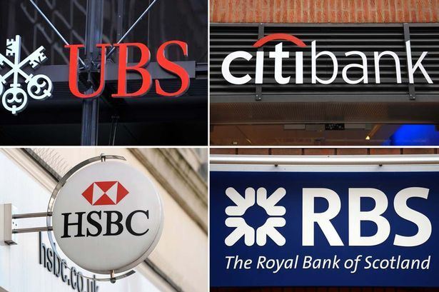 Big Banks Hit With 2 7billion Fines Royal Bank Foreign