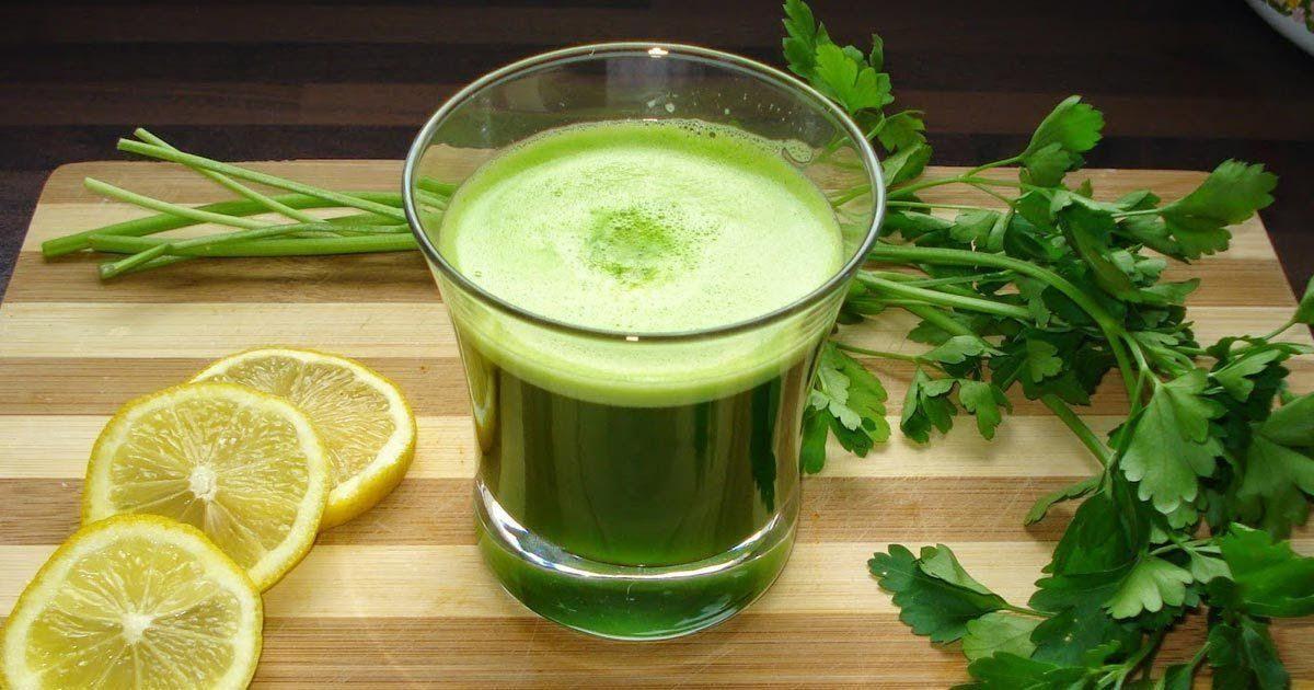 Зеленая Петрушка Для Похудения. Самое популярное за месяц