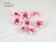 Gosiak Scrap Course On Flowers Ala Lilijki Cvety Svoimi Rukami Bumazhnye Cvety Cvety