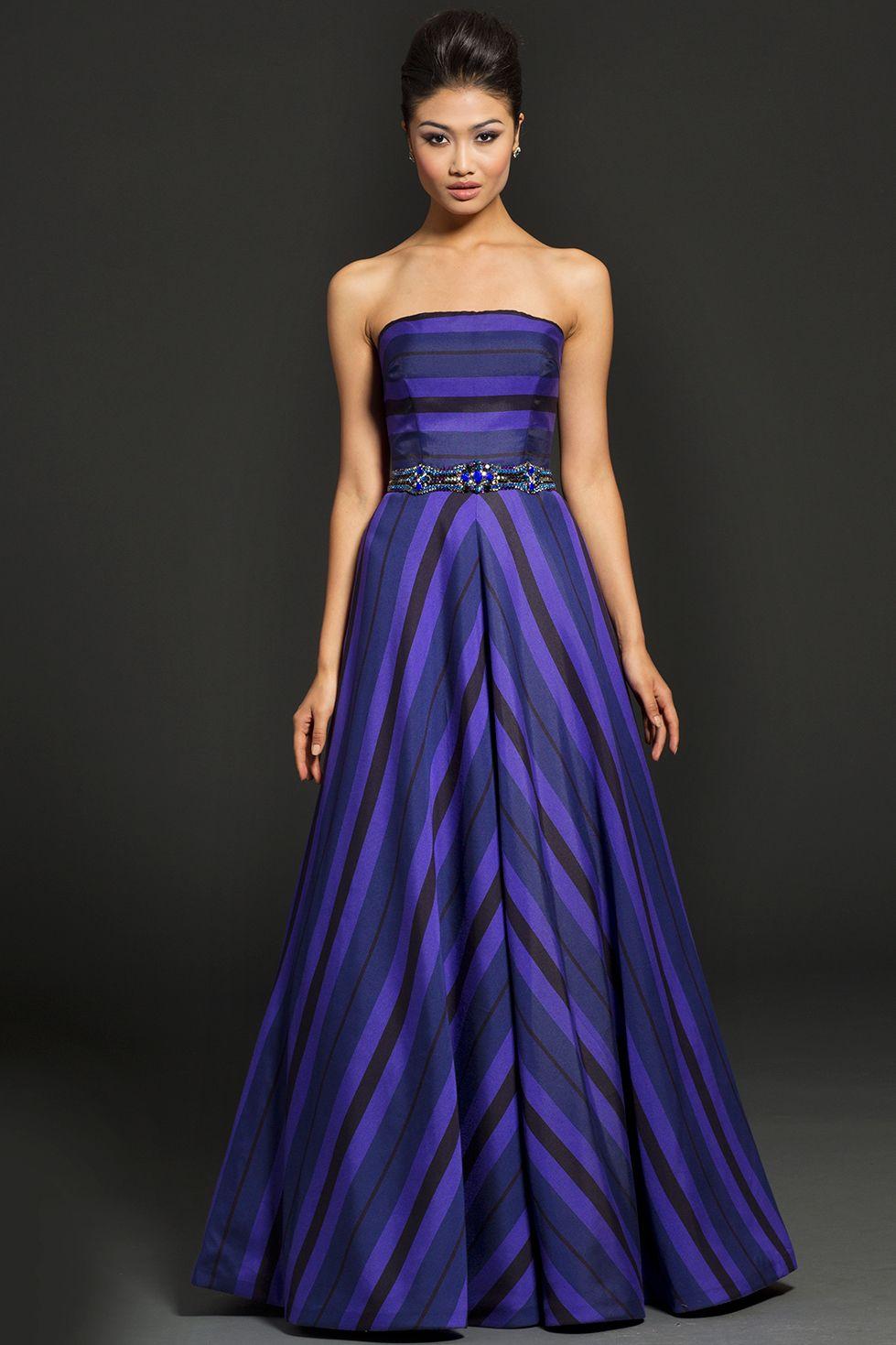 Strapless Jovani Ballgown   moda fashion   Pinterest   Vestiditos