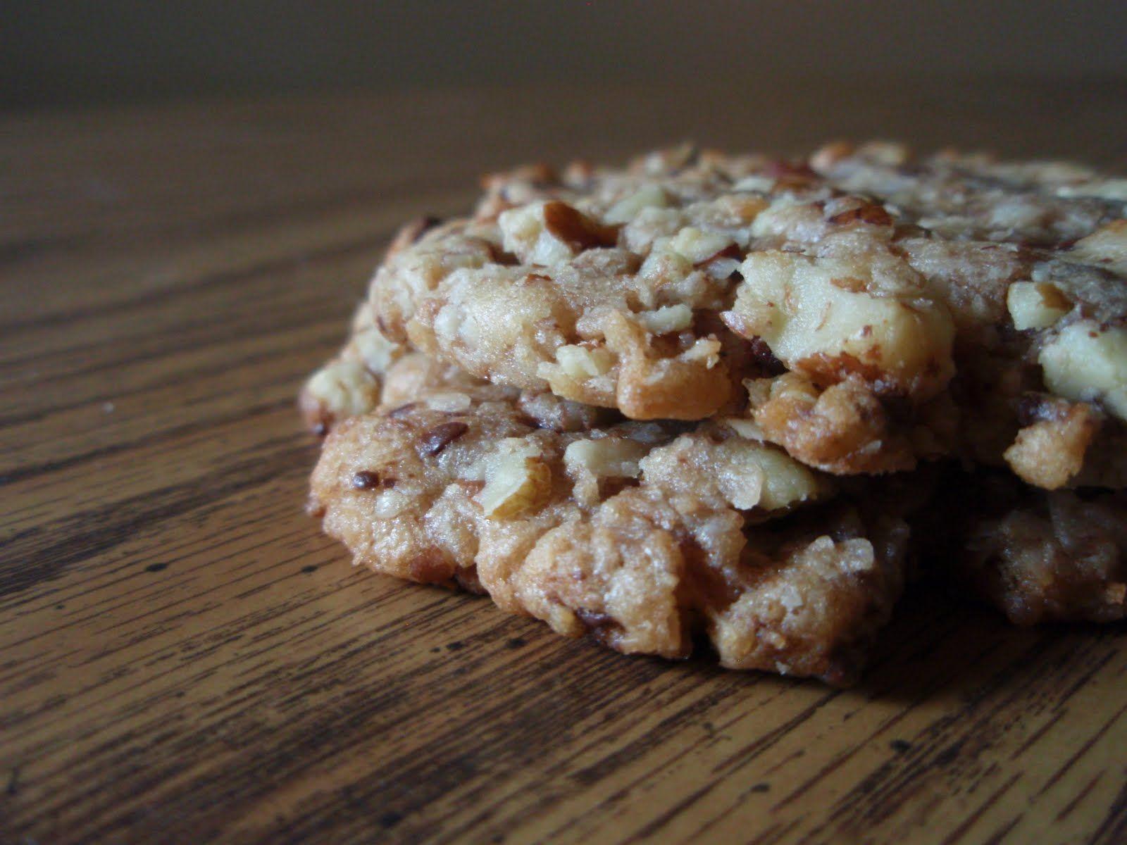A Southern Grace: break out the lederhosen.. German chocolate pecan cookies