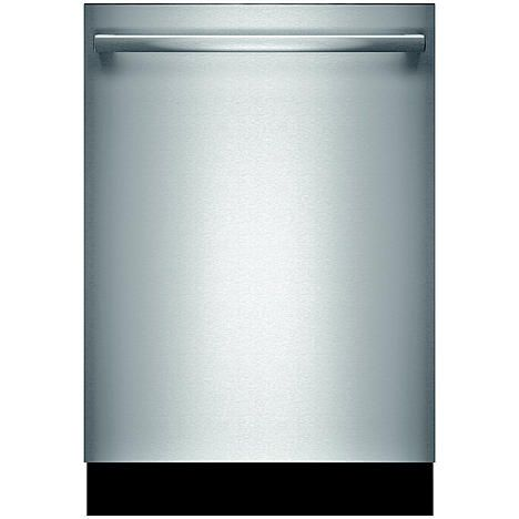 Bosch 24 500 Series Built In Dishwasher Stainless Steel Built In Dishwasher Steel Tub Bosch Dishwashers