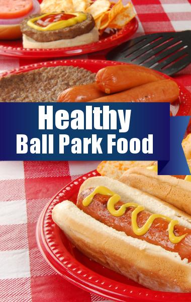 Kathie Lee Hoda Took A Ball Park Healthy Eating Quiz Food Healthy Eat
