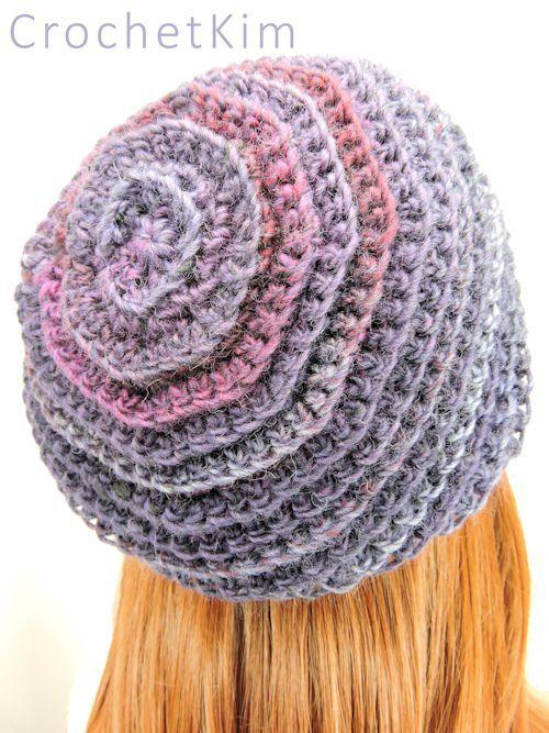 Channel the Mind Beanie Free Crochet Pattern | Pinterest | Gaby ...