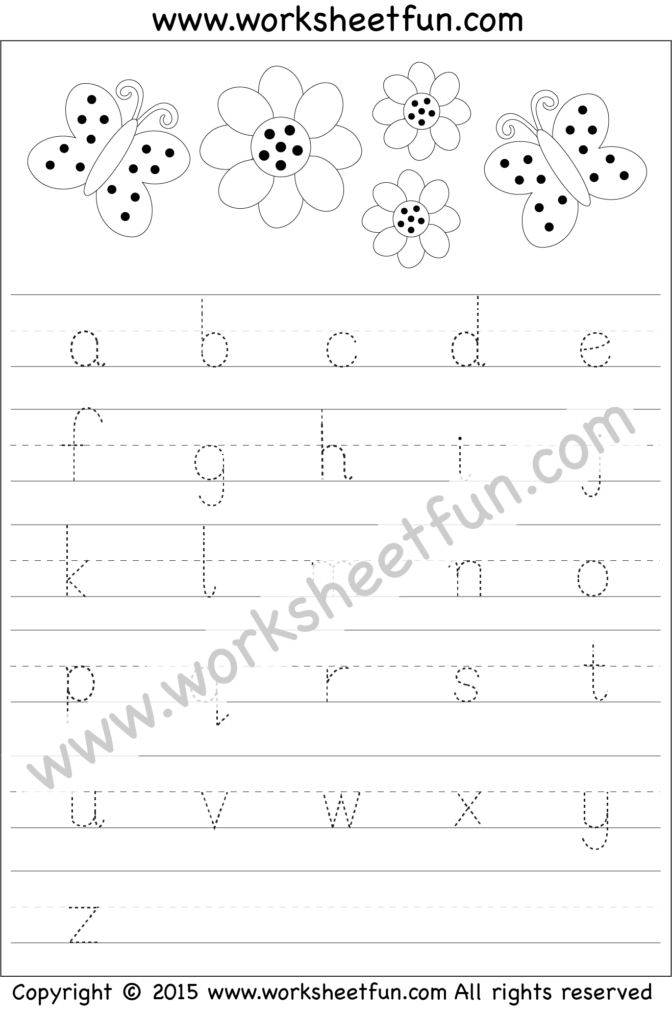 letter tracing | Preschool Forms/Worksheets | Pinterest | Letter ...