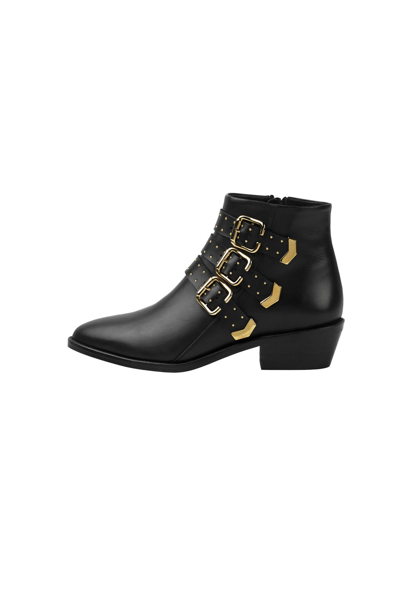 Derby Buckle Boots   Shoes   Pinterest   Buckle boots, Boots and ... a984dc7a28