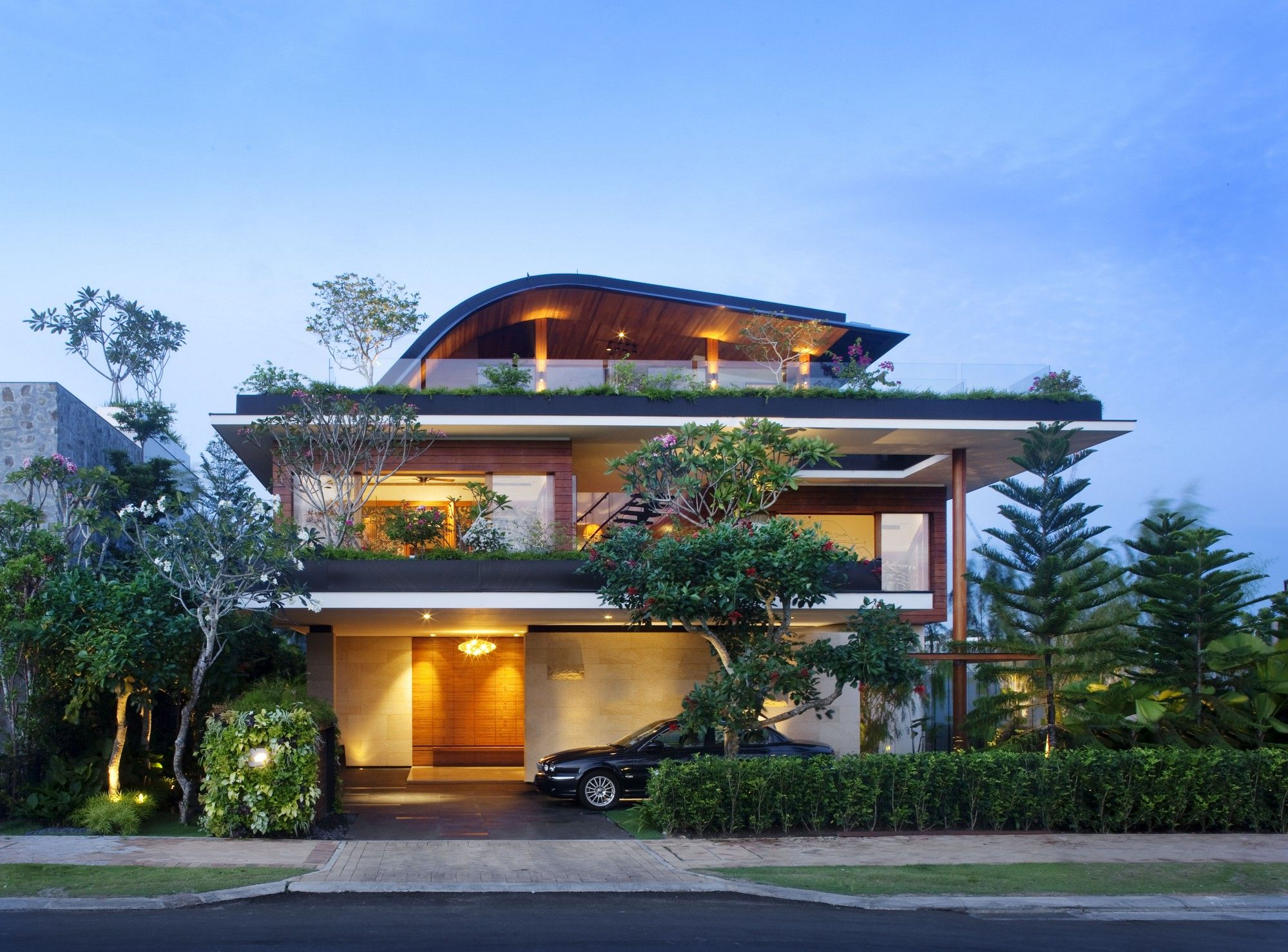 Guz Architects  Project  Sky Garden House (Meera House)