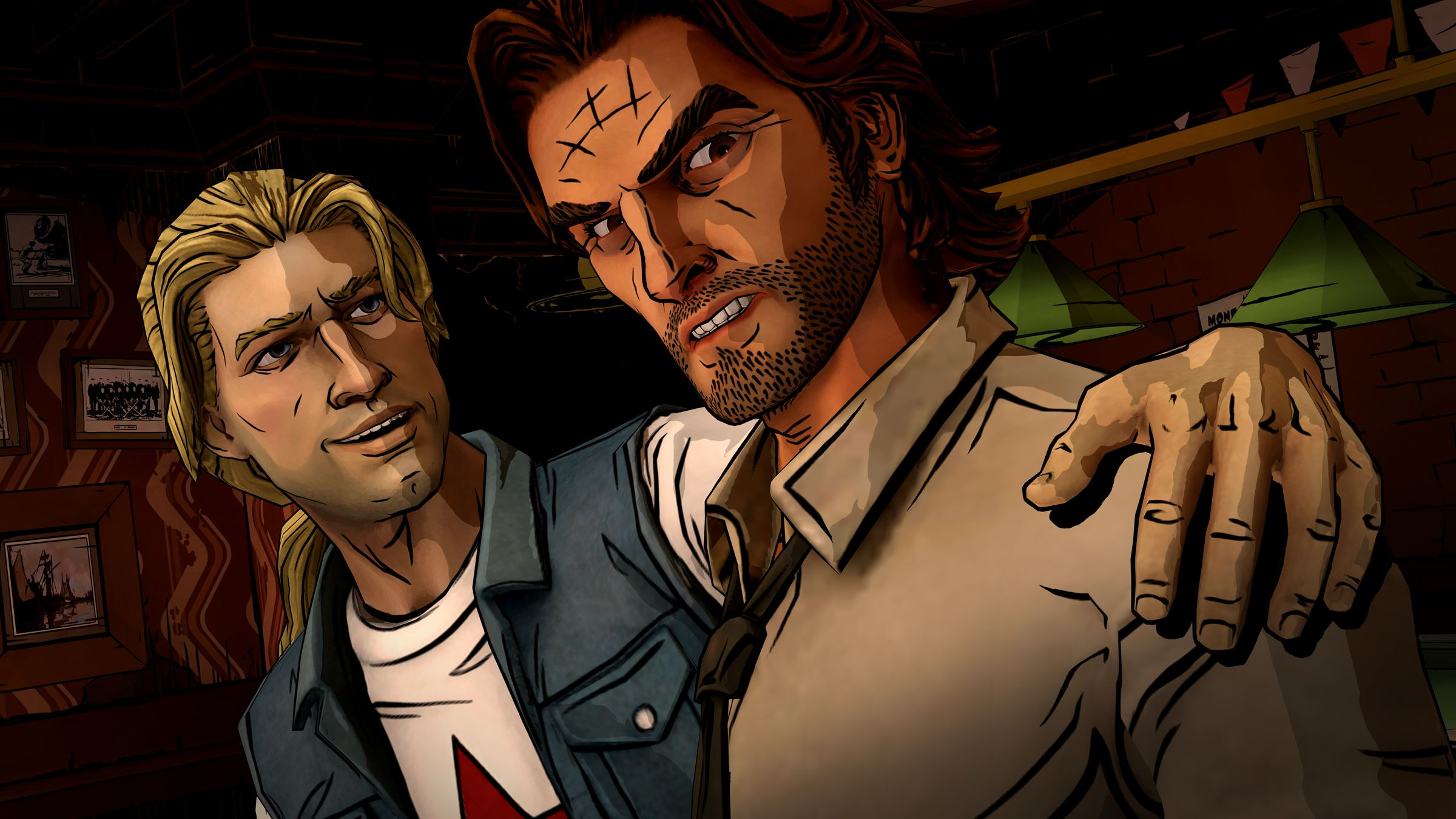 The Wolf Among Us now available for free on Xbox One The
