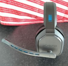 Astro A10 Gaming Headset Blue Xbox One Ps4 Pc Free Postage