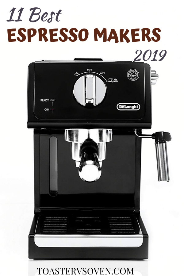 The Best Espresso Machines – 11 Best Models To Kick-Start Your Day #espressomaker