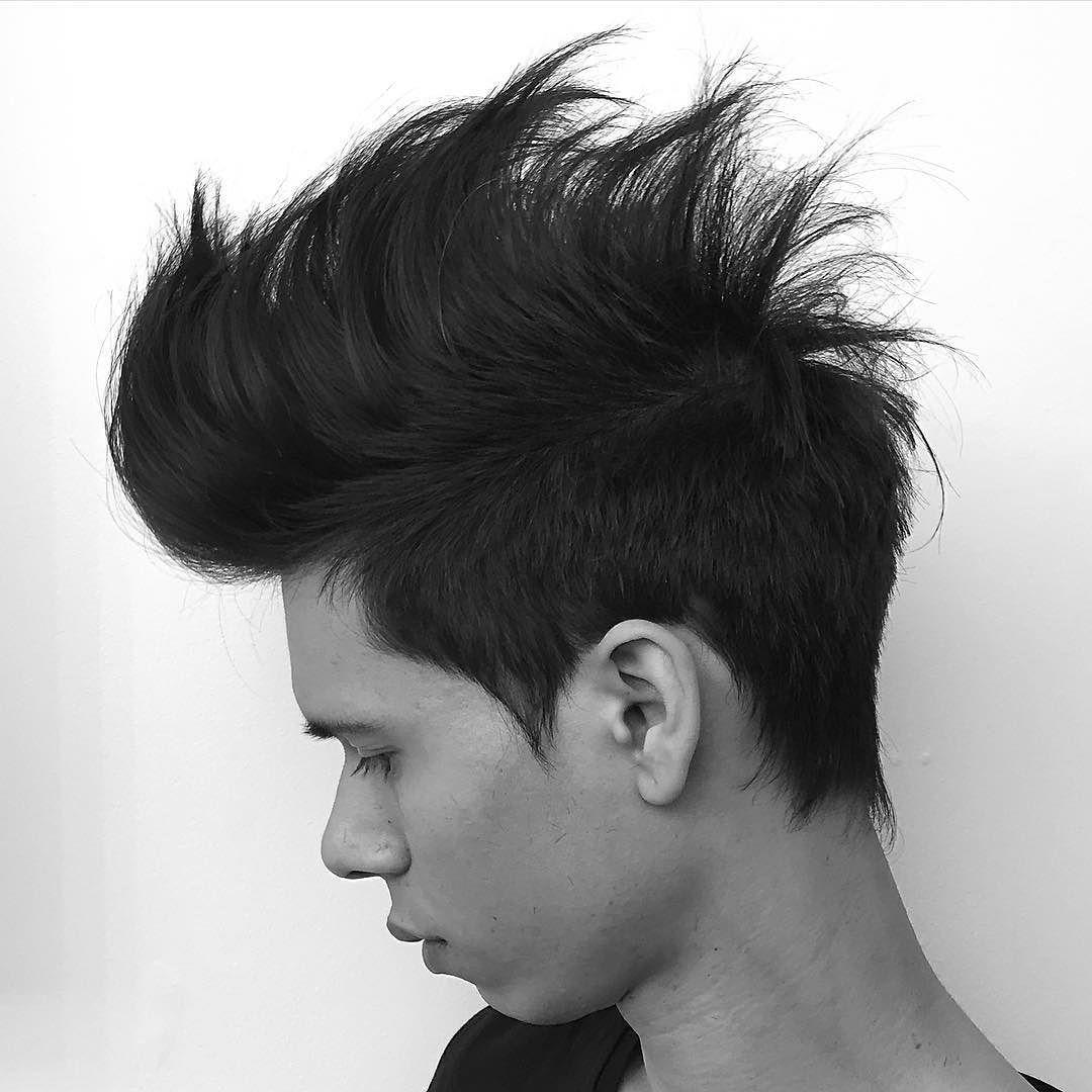 Haircut by drehair iftrehqox menshair menshairstyles