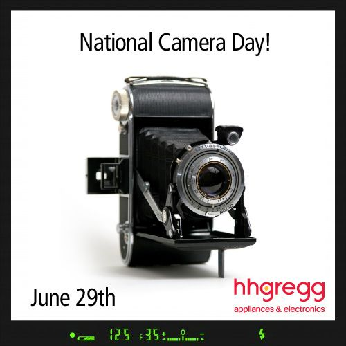 hhgregg on | National camera, Cameras and Photography
