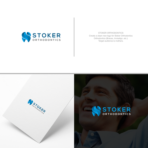 Stoker Orthodontics Create A Clean New Logo For Stoker Orthodontics Orthodontics Braces Invisalign Etc Targe Logo Design Contest Orthodontics Logo Design