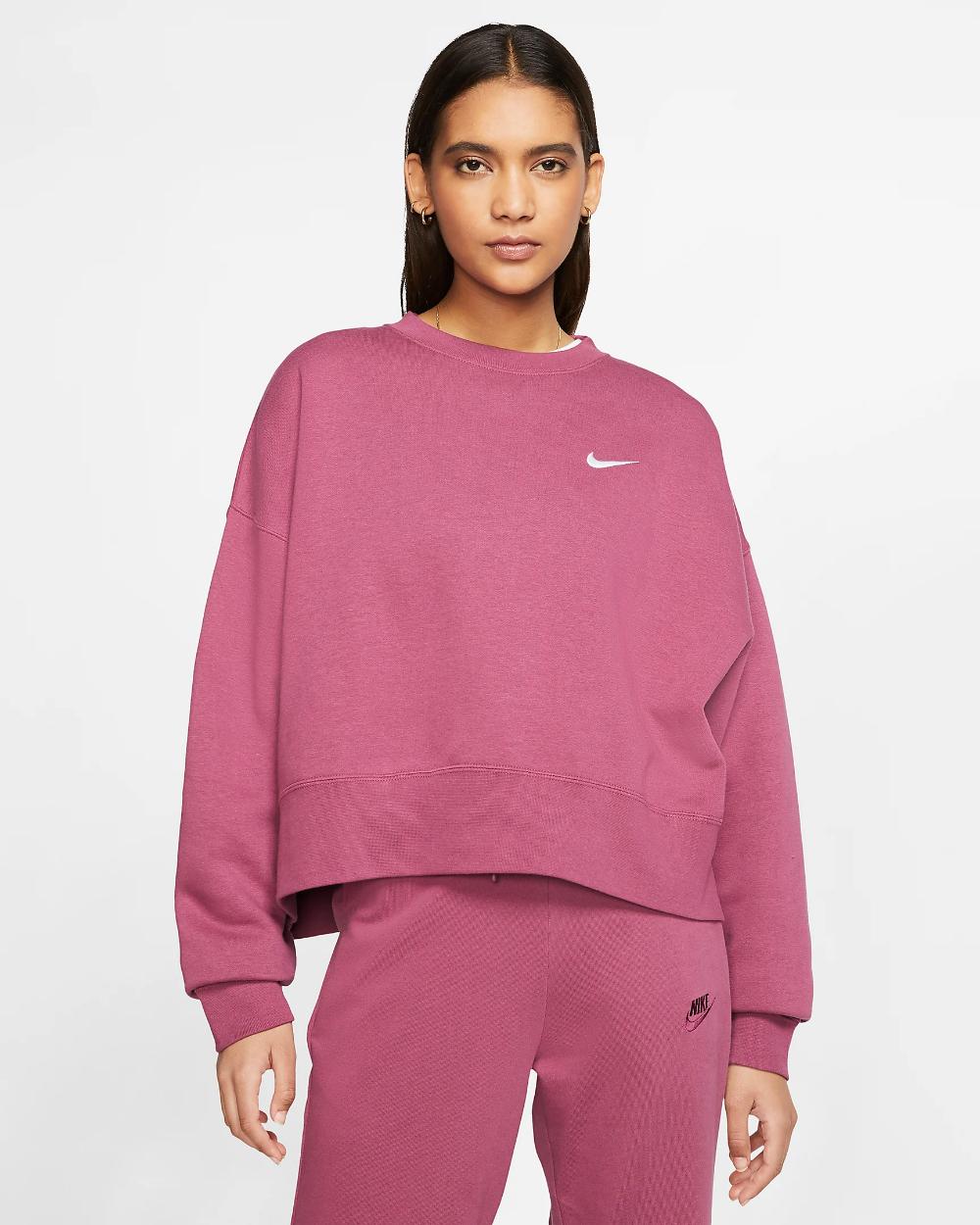 Pin By Coffeeplusclothes On Closet Vintage Nike Sweatshirt Nike Sportswear Womens Fleece [ 1250 x 1000 Pixel ]