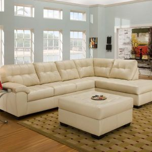 Cream Colored Leather Sectional Sofa Http Stressjudocoaching Us Pinterest Sofas And Set