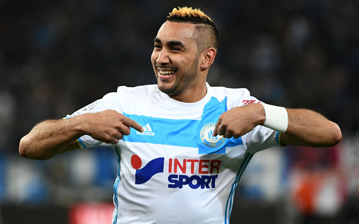 Download Wallpapers Dimitri Payet Olympique De Marseille