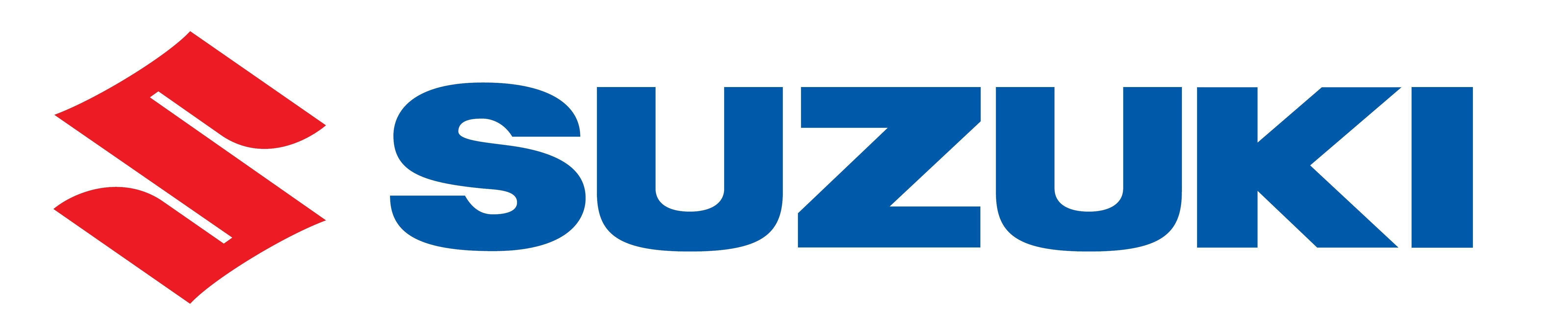 Logo Suzuki Voiture de sport Noir /Écusson brod/é /à thermocoller ou /à coudre
