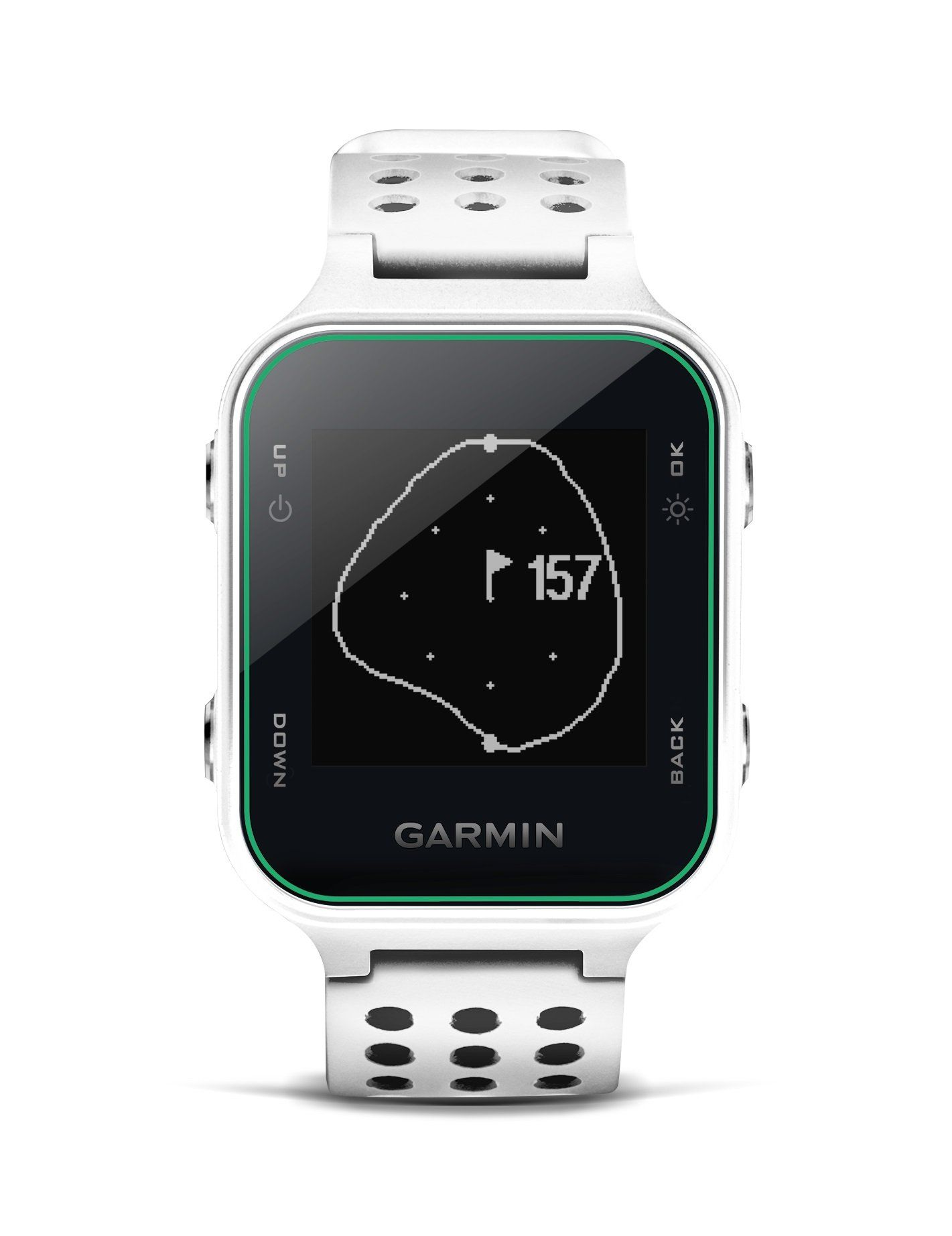 Garmin Approach S20 Golf Watch White Click on the image