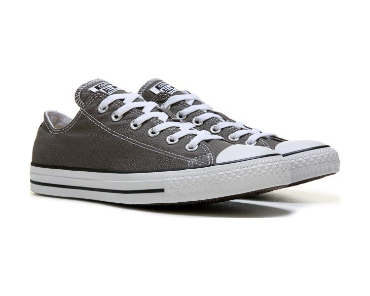 b03a2518001a Go with a classic in the iconic Converse Chuck Taylor All Star Lo  sneakers.Canvas or leather upper
