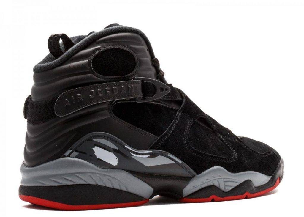 ad3adab17f4a Bred Air Jordan 8 is a beautiful play on the playoff and bred colorways.