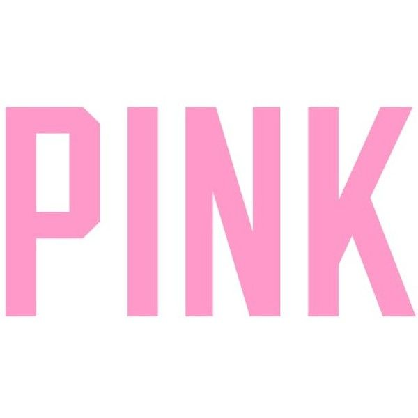 pink bright young things liked on polyvore featuring words