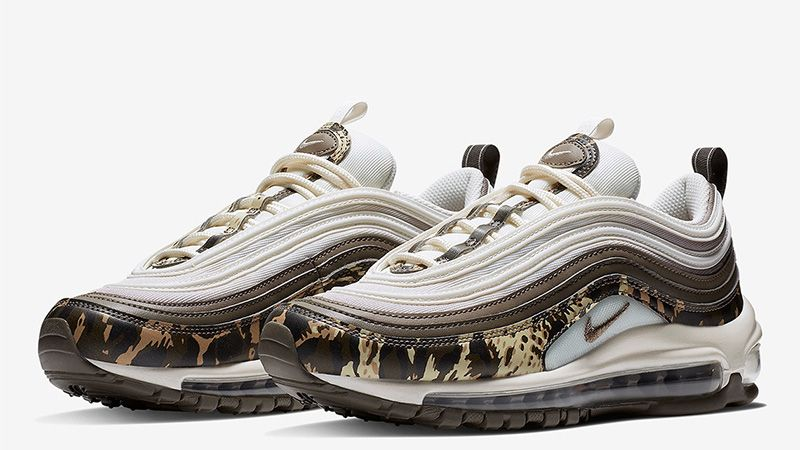 Nike Air Max 97 Safari Animals Pack Brown  8bf63b354b36