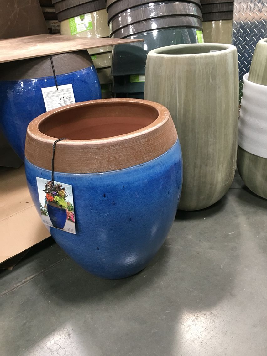 Costco Ceramic Pots With Images Ceramic Pots Planter 400 x 300