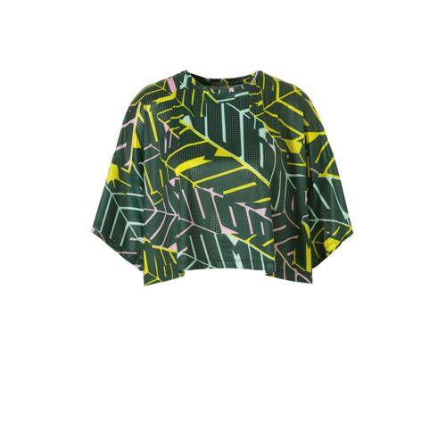 Puma sport T-shirt groen | T shirts, Sport, Sportkleding