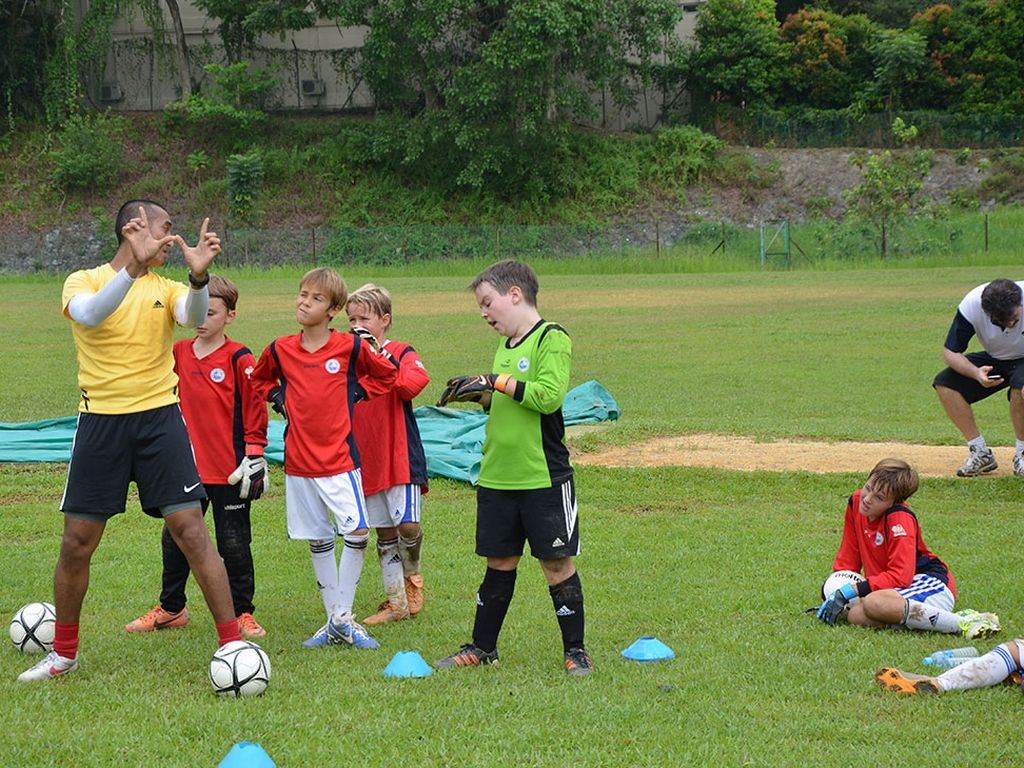 Kids Sports In Singapore Teams Classes And Fitness Options For Little Ones Kids Sports Sports Football Training