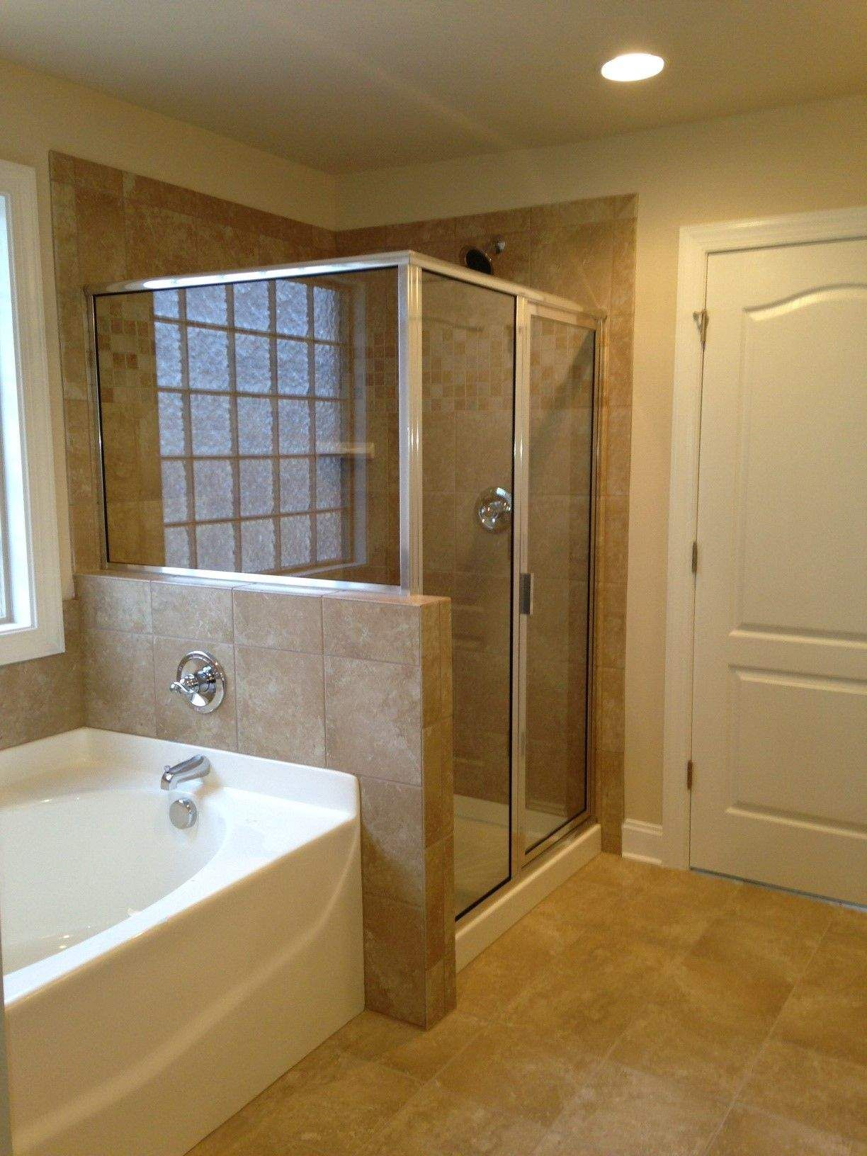 tile board for bathrooms popular the wakefield master bath group 4 rh pinterest com Painting Old Bathroom Tile DIY Painting Bathroom Tile