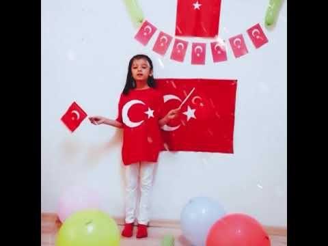 23 Nisan Ulusal Egemenlik ve Çocuk Bayramı 100. Yıl Coşkusu - YouTube