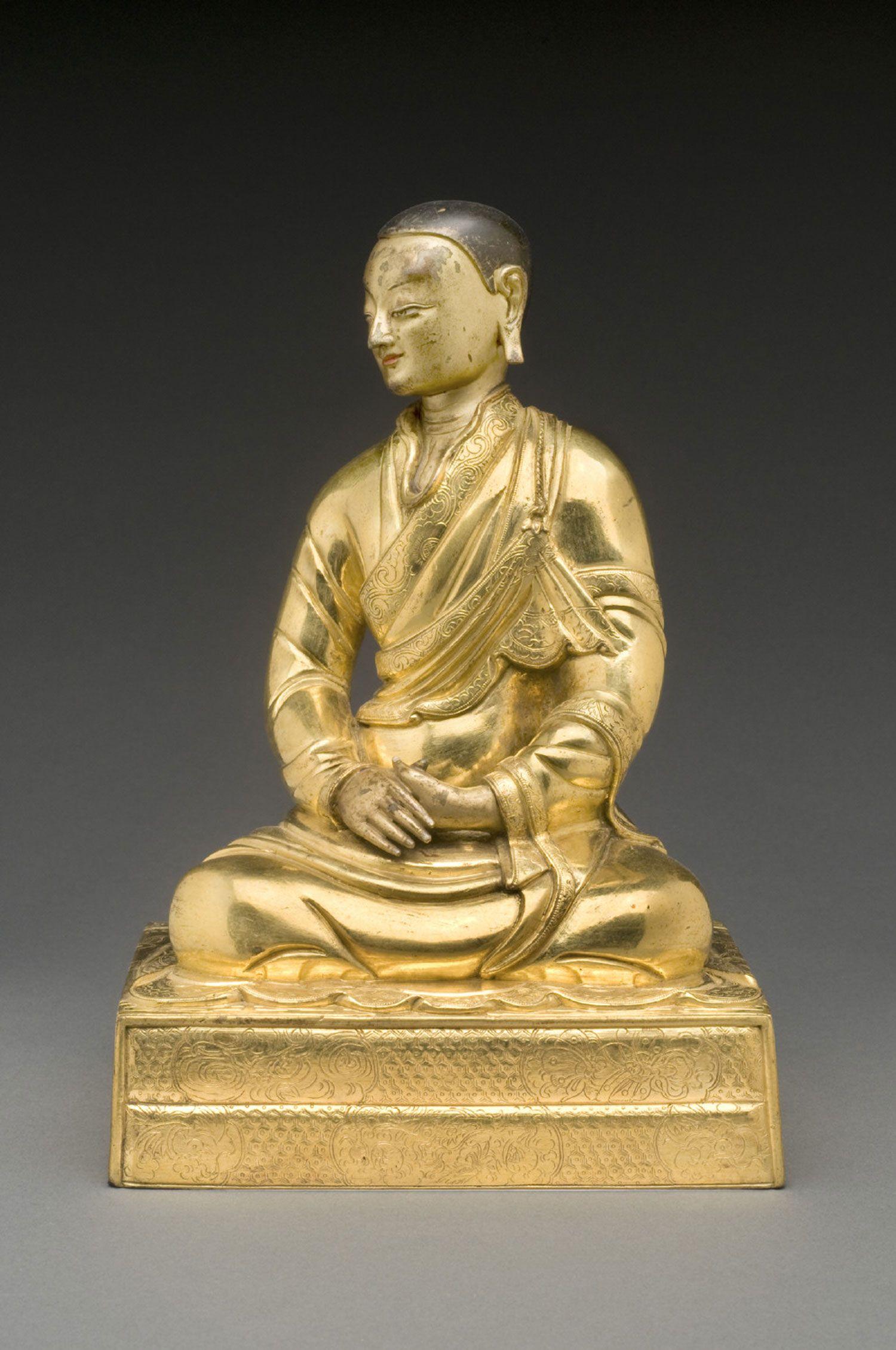 Dating tibetan bronzes
