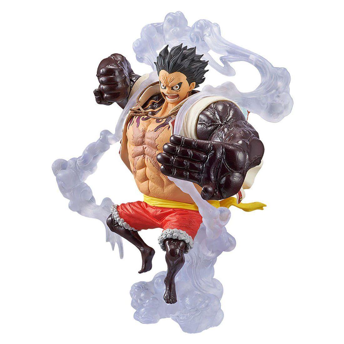Banpresto monkey d luffy bounce man gear 4th 55