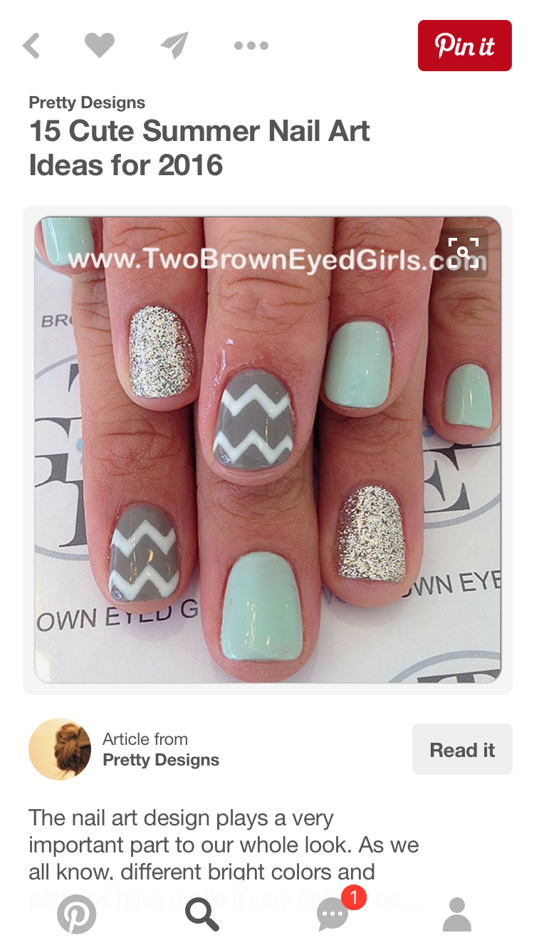 Pin by aeriel cardaronella on pretty nails pinterest