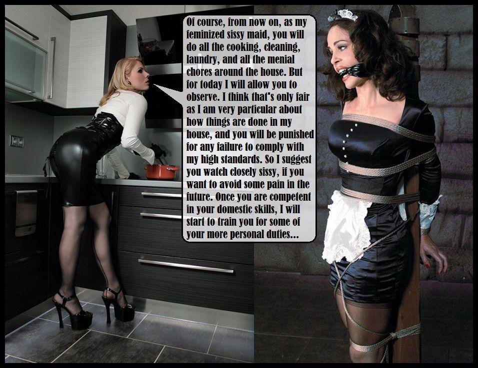 Fucking hot! sissy slave training Yeah... she's fucking