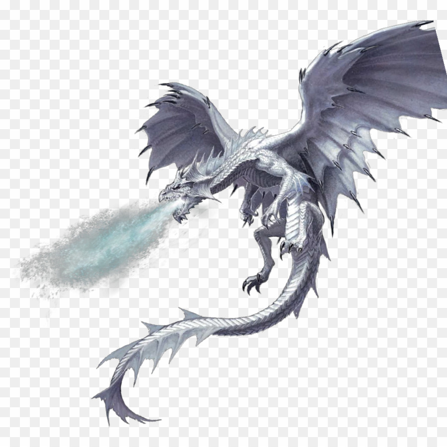 White Dragon Png Dungeons Dragons Pathfinder Roleplaying Game Clipart White Dragon Dungeons And Dragons Roleplaying Game