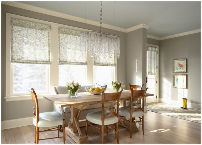 grey walls with cream trim - google search | wall colors