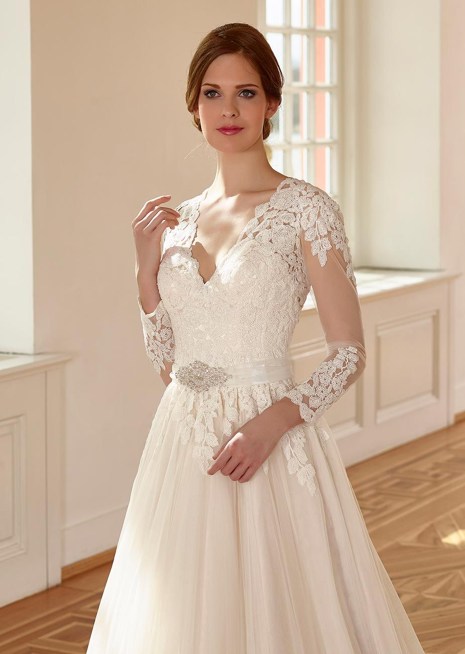 5218 Diane Legrand Wedding Dress   Canterbury Boutique – Teokath of ...