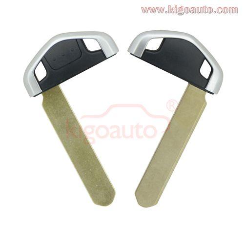 Emergency Key Smart Blade For Acura TL RDX ZDX ILX 2013