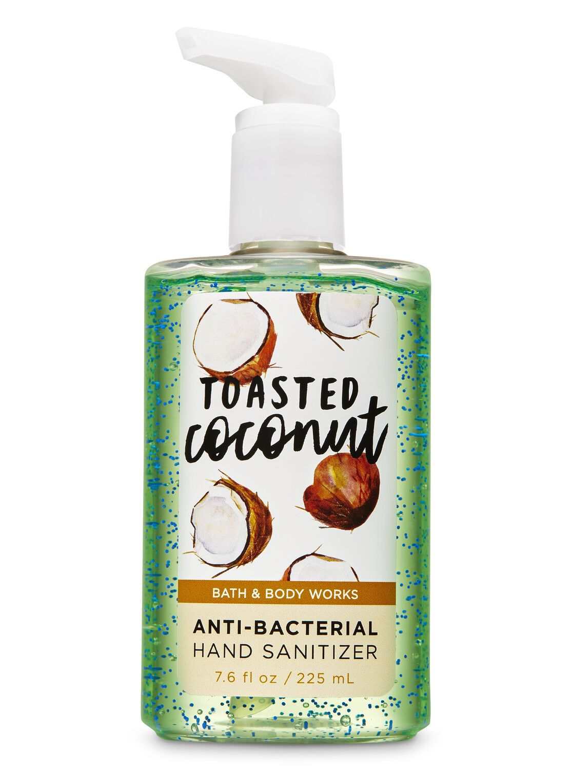 Toasted Coconut Hand Sanitizer 7 6 Fl Oz In 2020 Coconut Bath