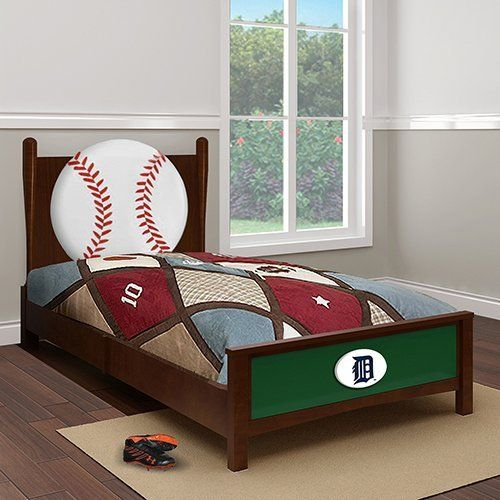 Detroit Tigers Twin Bed Major League Baseball Furniture Http
