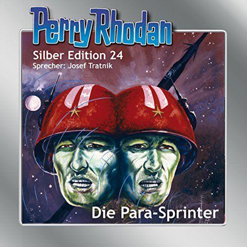 Die Para Sprinter Perry Rhodan Silber Edition 24 Sprinter Perry Baseball Cards