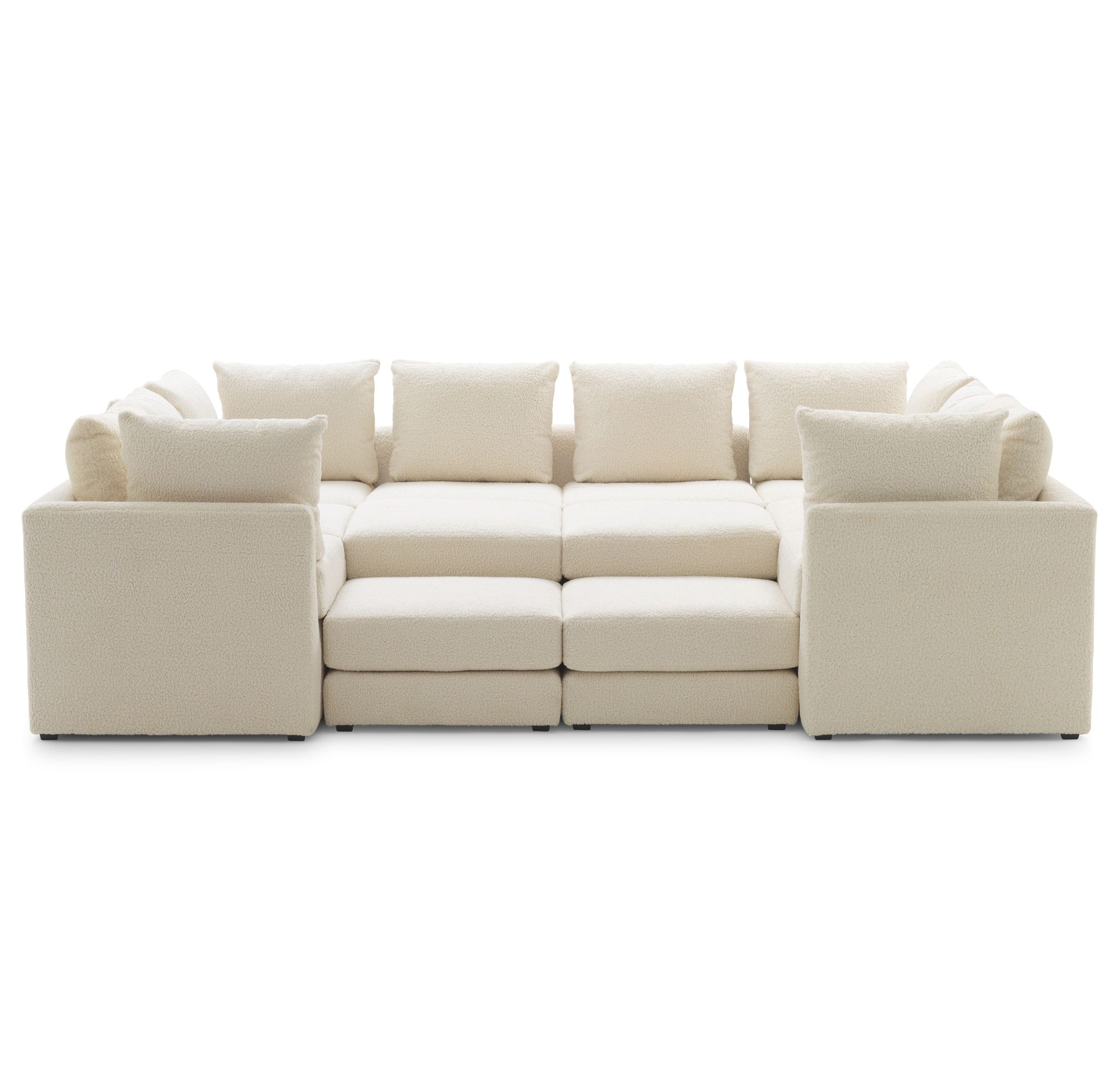 Dr. Pitt 7-Pc Sectional Sofa | Products in 2019 | Sectional ...