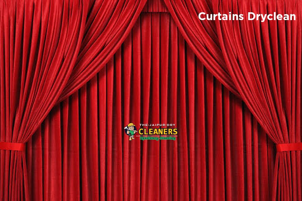 Hire The Professional Curtain Dry Cleaners Near You In Jaipur At