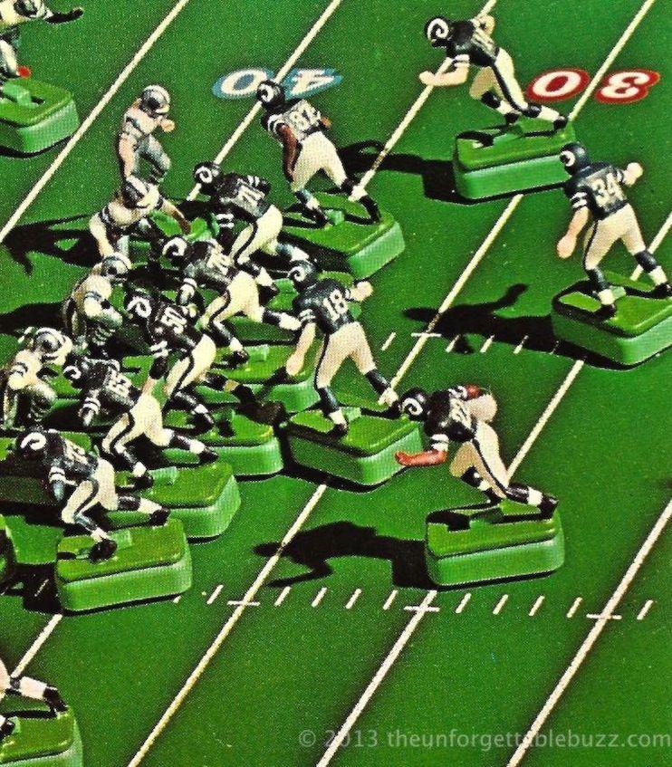 1970 tudor nfc 620 electric football ad electric