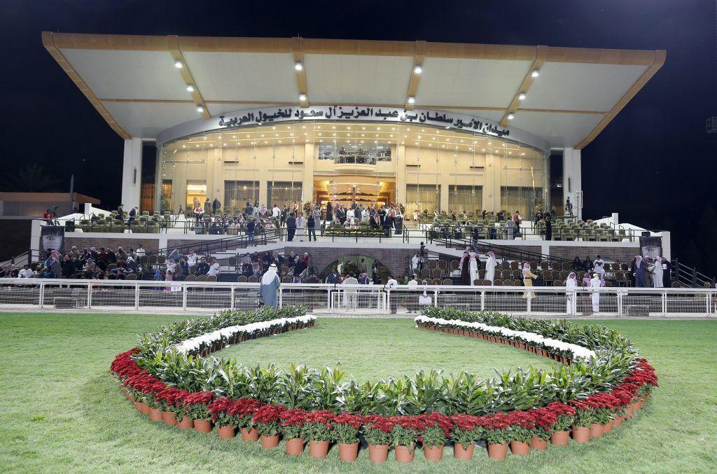 كأس رئيس الإمارات للخيول العربية بميدان الأمير سلطان يوم الخميس Arabian Horse Field Soccer Field