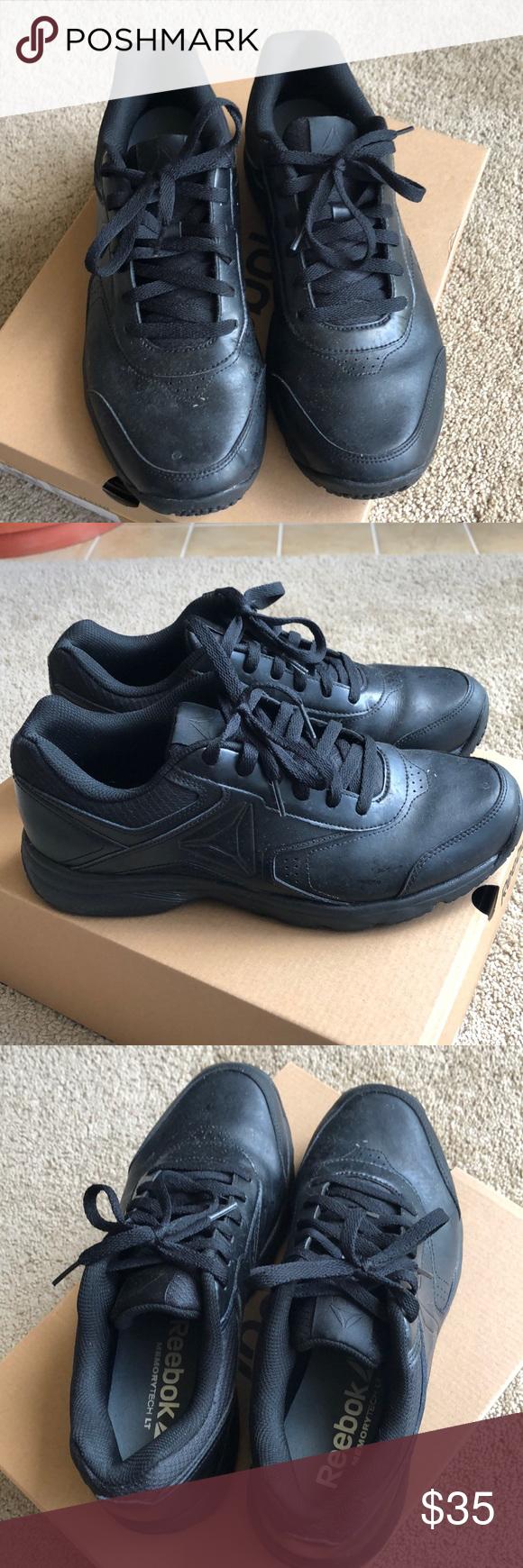 perspectiva Cada semana persona que practica jogging  Reebok slip resistant work shoes Oil resistant Slip resistant Reebok Shoes  Sneakers | Work shoes, Shoes, Reebok shoes